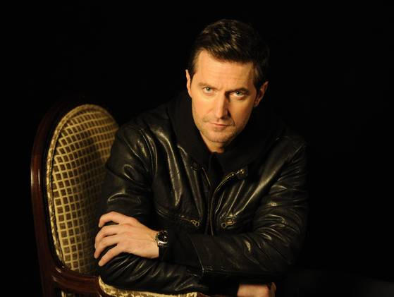 Richard Armitage plays Thorin in The Hobbit
